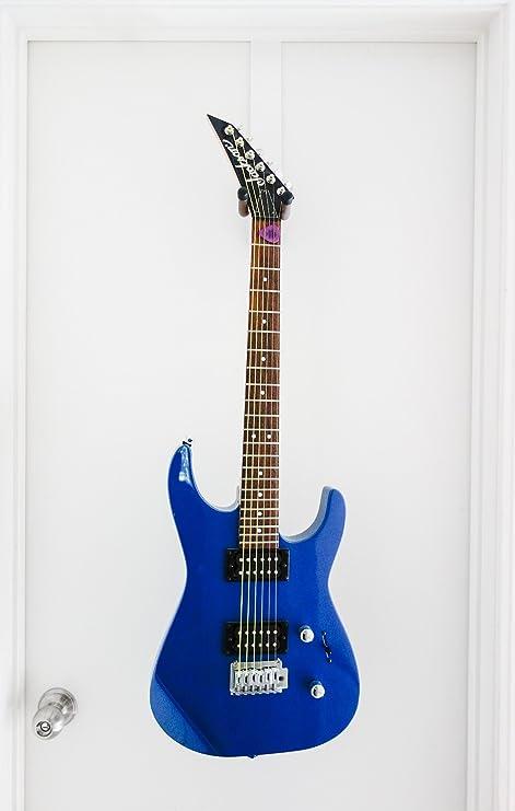 doorjamz - Colgador de guitarra # 1 Más Vendido vitrina con puerta ...