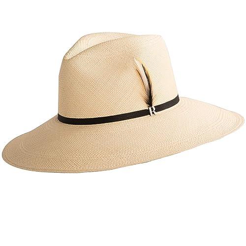 c556c16b45a RACEU ATELIER Eva Wide Brim Panamá Natural - Wide Brim Panamá - Panama Hats  - Handmade