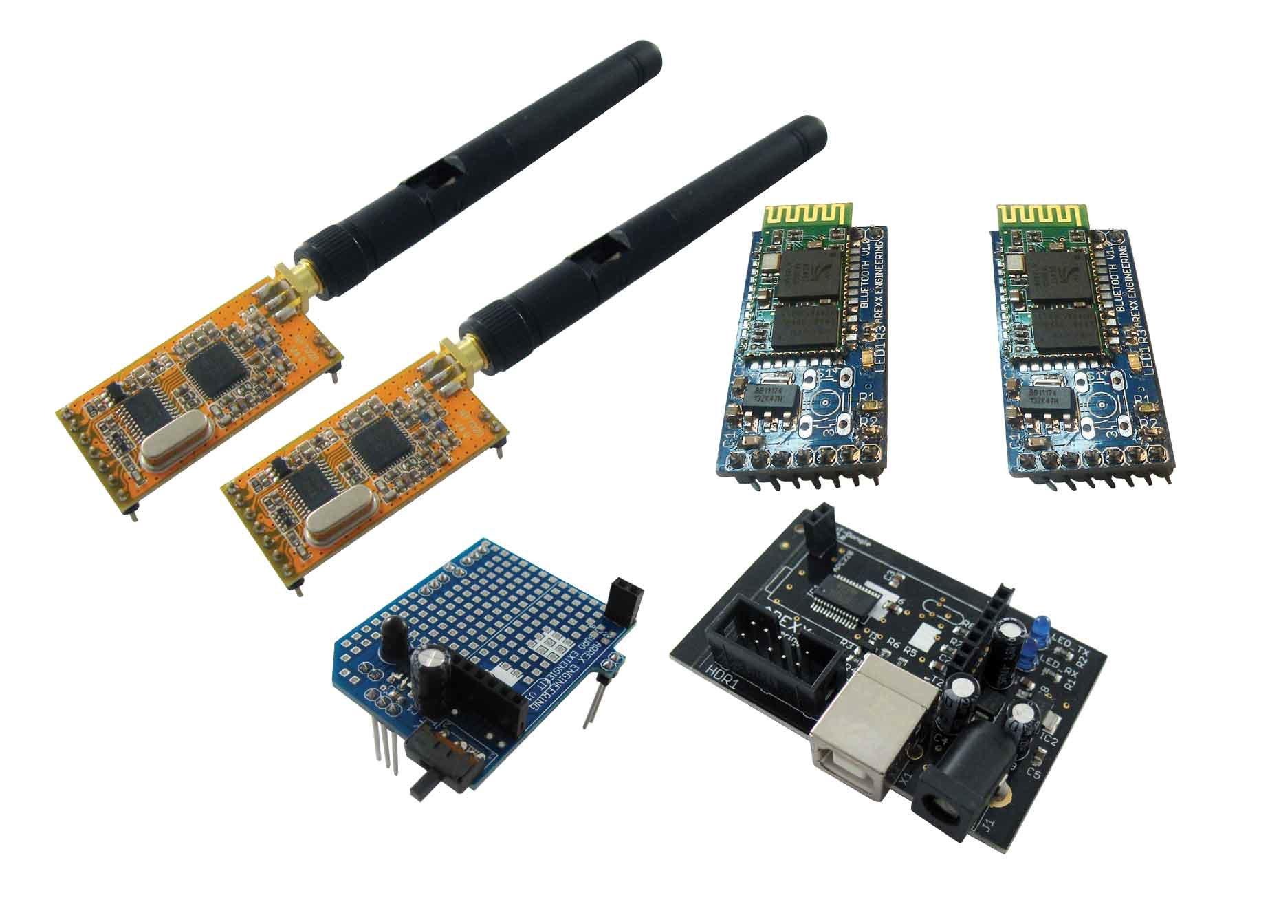 Global Specialties Advanced ARX-ASURO Wireless Kit