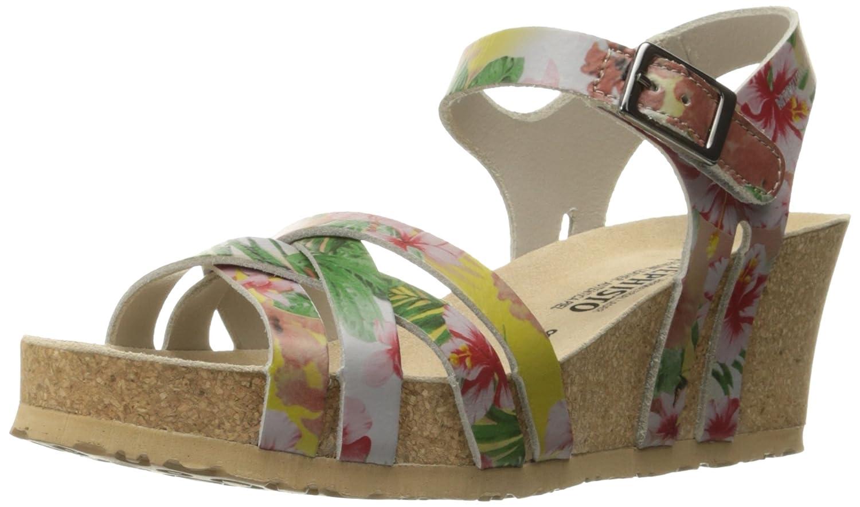 Mephisto Women's Lanny Wedge Sandal B01KYK92Y0 11 B(M) US|Pink Tropic