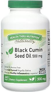 Aceite Puro de Comino Negro 100ml . 100% puro, 100% Natural ...