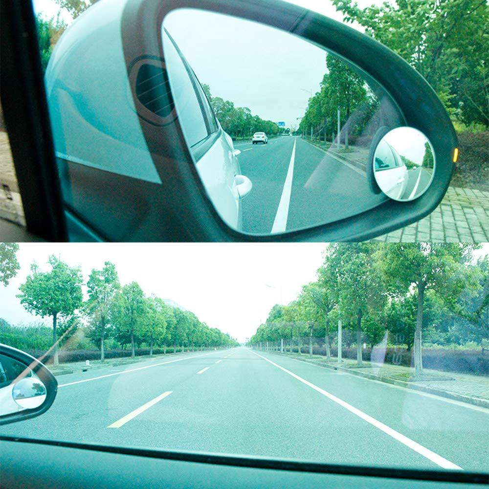 HOHOFILM Colorful Blue Car Window Film Chameleon Color Automotive Window Tint Kits 74/% Glue Tinted Sun Blocking Heat Control for Side Window 0.5mx3m