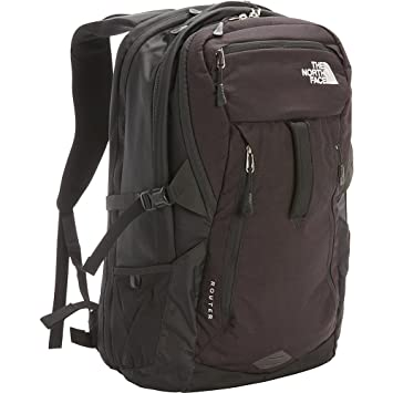 The North Face Router mochila TNF negro: Amazon.es: Deportes y aire libre