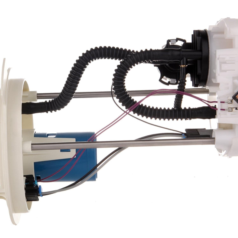 Electric Fuel Pump Module Assembly Replacement for Ford F-150 2009 2010 2011 2012 2013 2014 V6-3.7L V8-4.6L 5.0L 5.4L 6.2L OEM E2545M