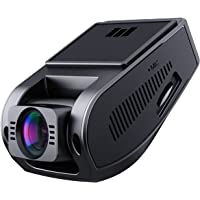 Aukey DR-02 1080p Dashboard Camera Recorder with 170-Degree Wide-Angle Lens
