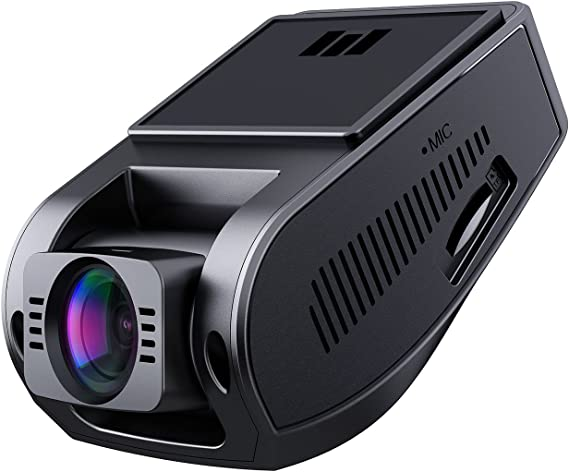 2.7 Inch LCD 1080p Dash Camera for Cars with 6-Lane Lens Dash Cam