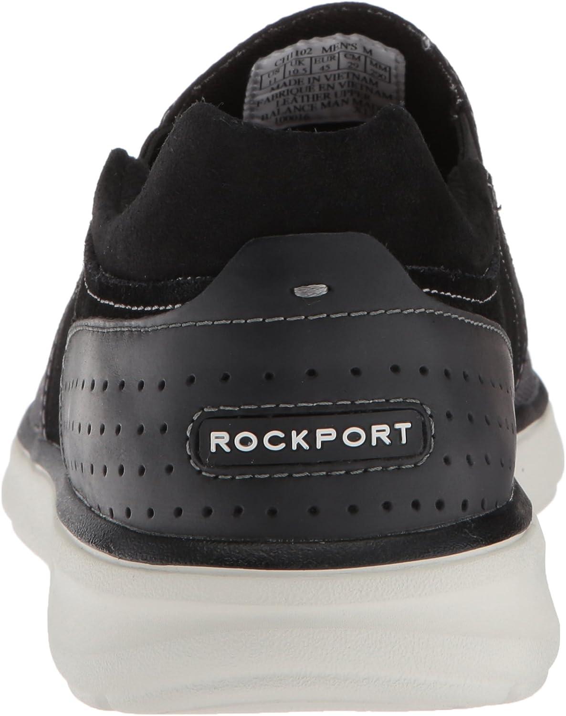 Rockport Mens Zaden Gore Slip on Sneaker