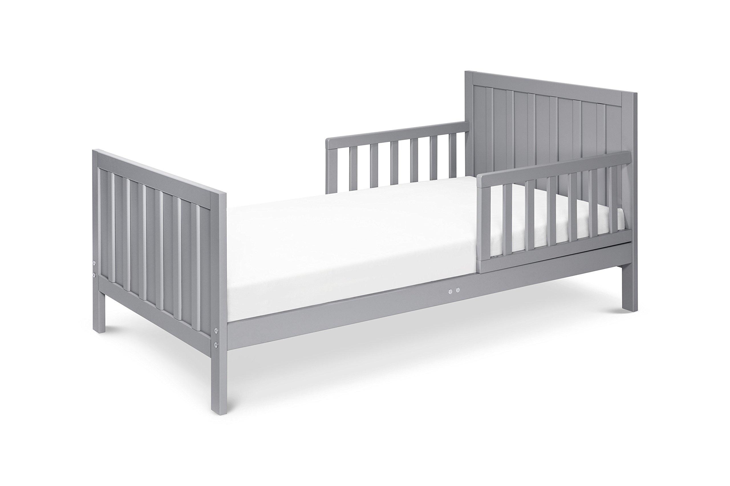 Carter's by DaVinci Benji Toddler Bed, Grey
