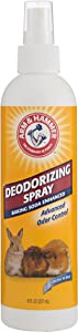 Arm & Hammer Tearless Shampoo and Deodorizing Spray for Small Animals | Deep Cleans and Nourish Pet's Skin and Coat | Helps Neutralizes Pet Odors Leaving Pet Smelling Fresh and Clean