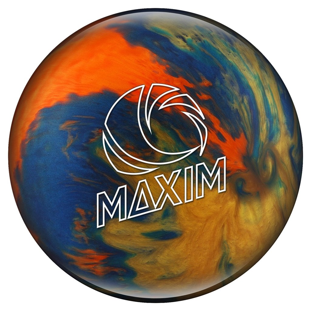 Ebonite Maxim pre-drilled Bowling ball- Captain Galaxy B07B4PHJFK  11lbs