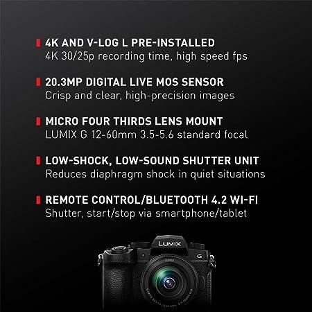 Panasonic DC-G95MK product image 5