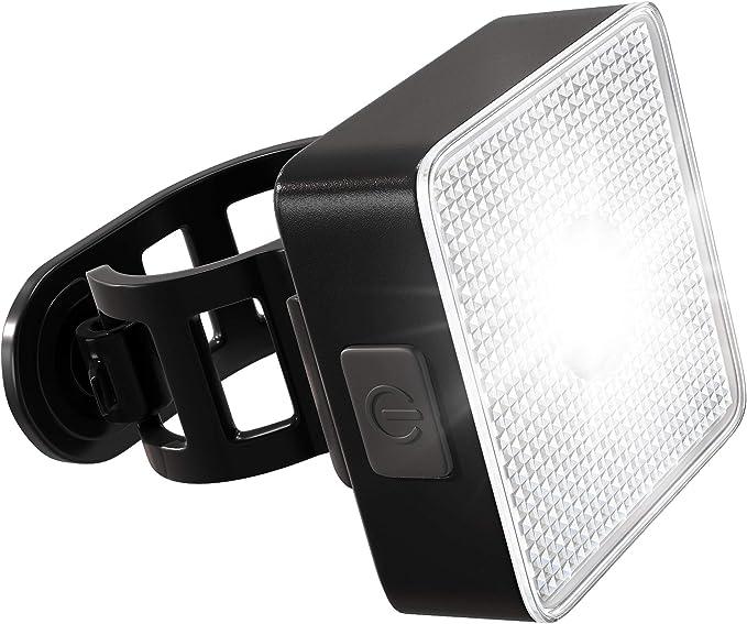 Ultra Bright Smart Vélo Feu Arrière Rechargeable USB Frein Sensing Vélo Rouge