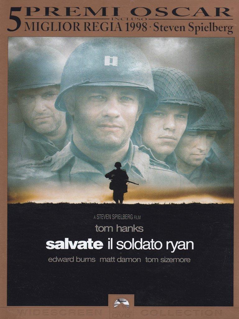 Film di guerra - dvd - salvate il soldato ryan ( vincitore di 5 premi oscar ) B0041KWK58
