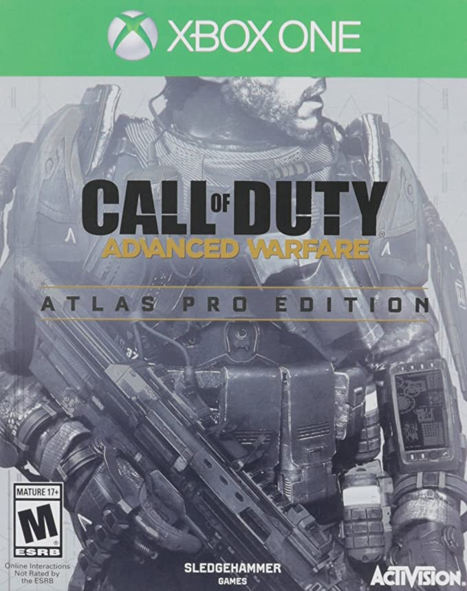 Call of Duty: Advance Warfare - Atlas Pro Edition (Xbox One) by ...