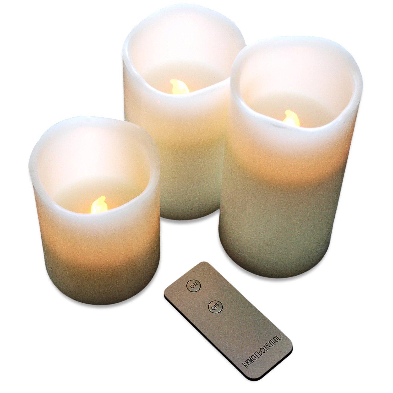 71uiURG79PL._SL1500_ Elegantes Elektrische Kerzen Mit Fernbedienung Dekorationen