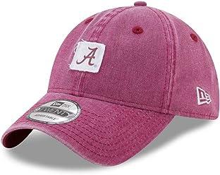 cdc96f5a9d857 New Era Alabama Crimson Tide Adult NCAA Stamped 920 Adjustable Hat - Team  Color