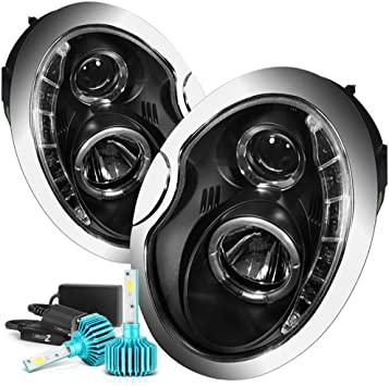 Fits Mini One D R50 Clear Halogen Xenon HID Parking Beam Side Light Bulbs