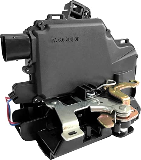 8 PIN Ensun 3B1837016A Door Lock Actuator Front Right Hand Passenger Side