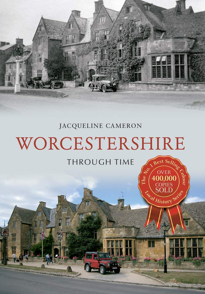 Download Worcestershire Through Time ebook