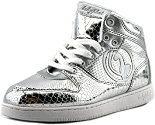 00a662d8e14b Baby Phat Brittany Girls Fashion High Top Sneakers