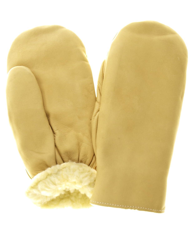 Raber Gloves Mens Pullover Cowhide Mitten