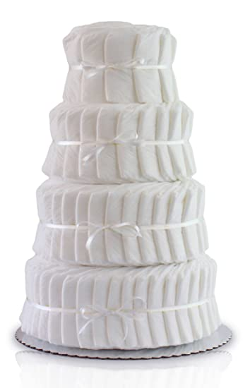 Amazon 4 Layer Decorate It Yourself Diaper Cake Baby