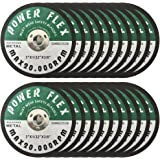 """20 PACK - Premium Cut Off Wheels 3"""" x 1/32"""" x 3/8"""" Arbor -, For Cutting All Steel and Ferrous Metals."""