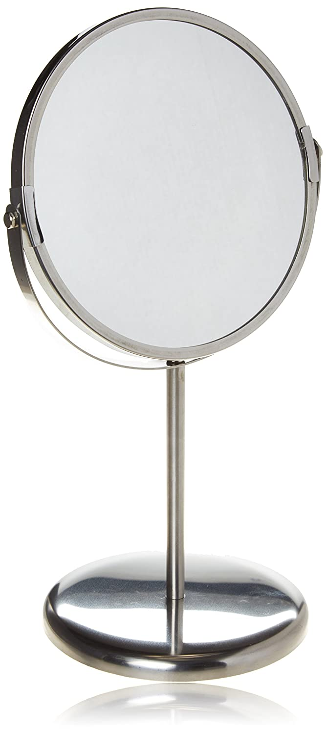 Ikea Trensum Double Sided Magnifying Make Up Table Mirror Stainless