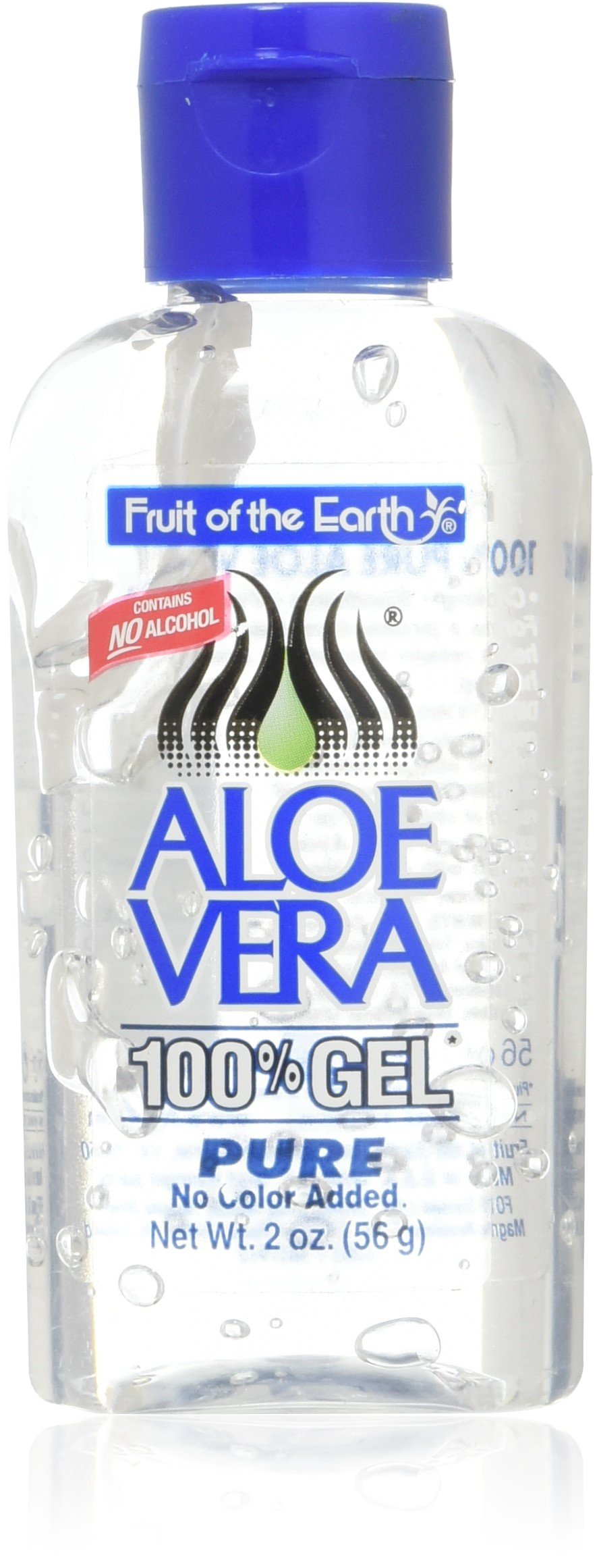 Fruit of the Earth Aloe Gel, 2 Ounce (Pack Of 12) by Fruit of the Earth