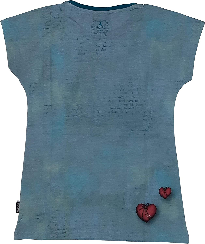 Santoro GORJUSS T-Shirt 8-12 Anni