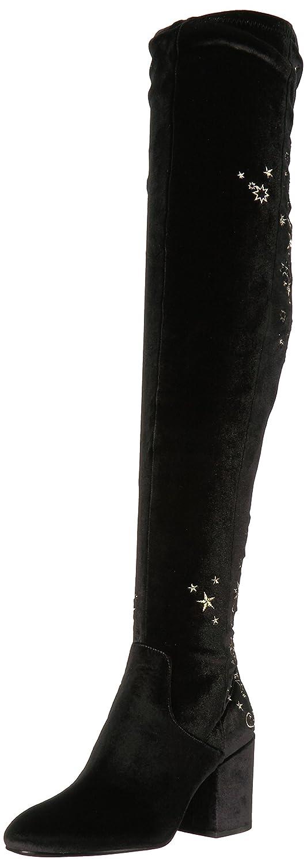 Ash Women's Eros Over The Knee Boot B01MYH0HUX 41 M EU (11 US)|Black