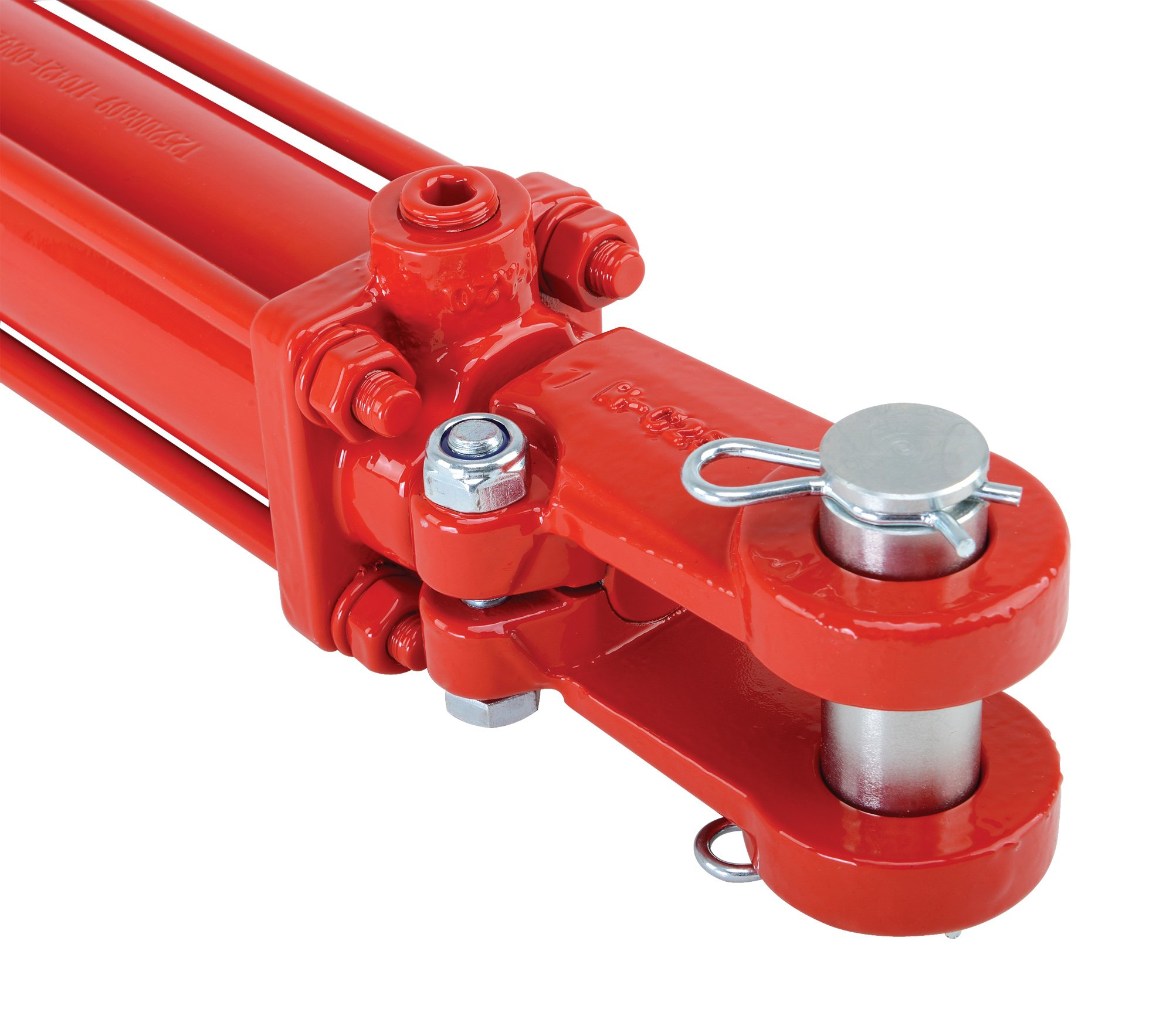 Hydroworks Double Acting 3-Inch Bore 24-Inch Stroke Tie Rod Hydraulic Cylinder, 2500psi  by Hydroworks (Image #3)