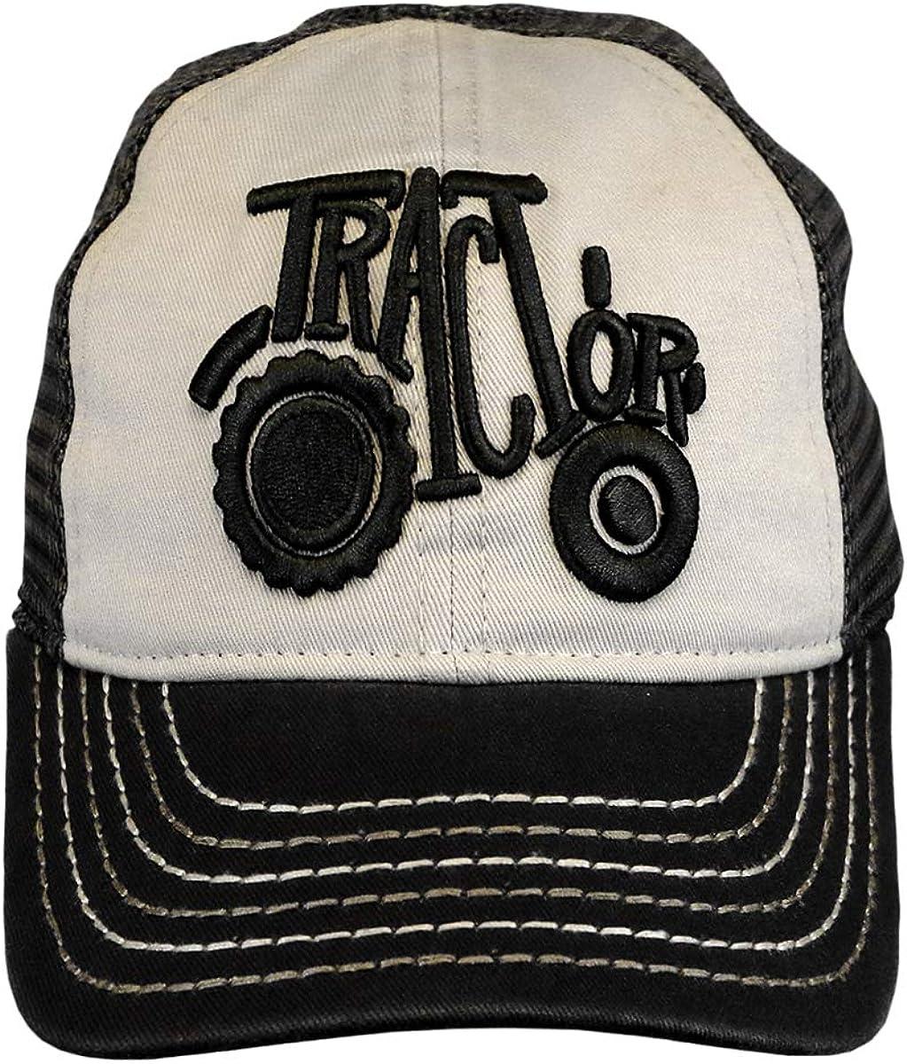 John Deere - Gorra de Tractor para Mujer, Color Negro: Amazon.es ...