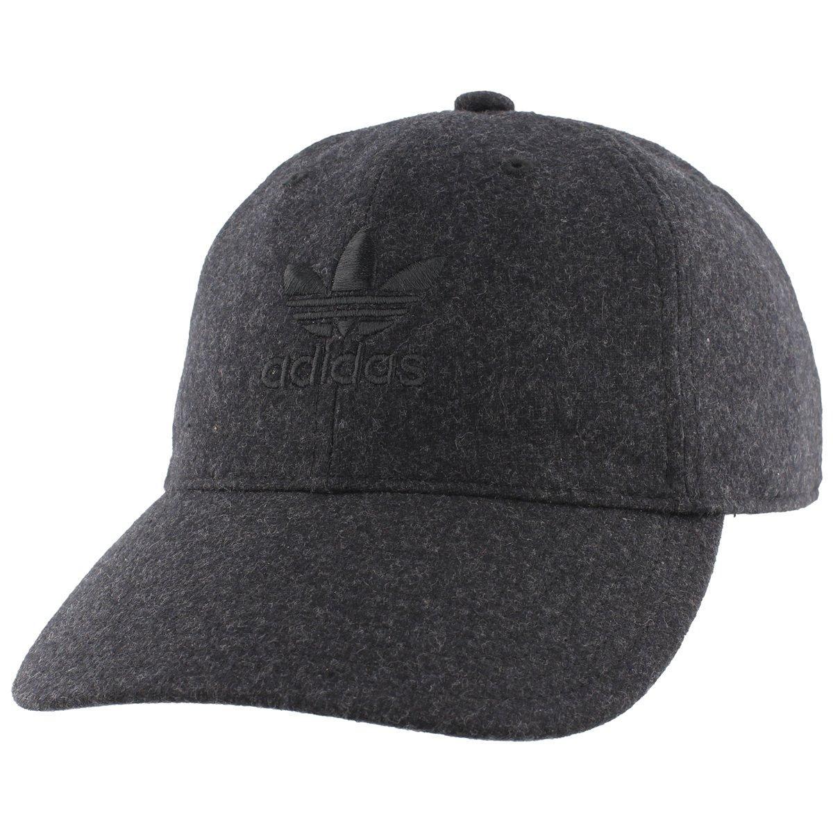c70754d7af6 Amazon.com  adidas Women s Originals Relaxed Plus Adjustable Strapback Cap