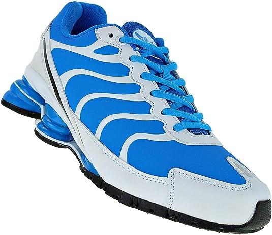Bootsland Tipo 969 Neon turnschuhe Muelle Suela Zapatillas de deporte Guantes Nuevo Hombre, color Multicolor, talla 43: Amazon.es: Zapatos y complementos