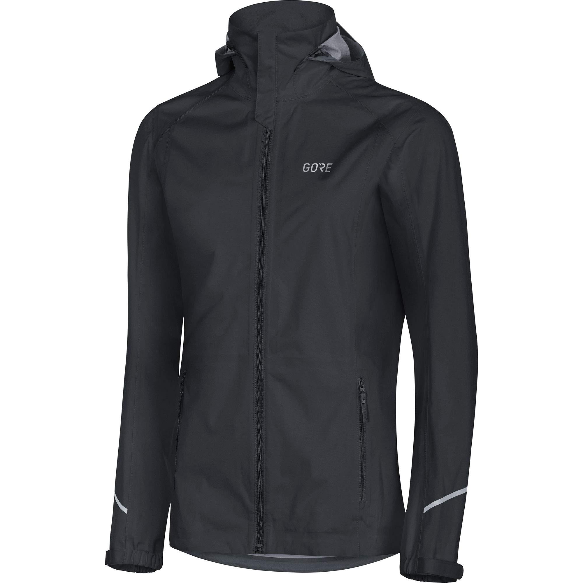 GORE Wear R3 Ladies Hooded Jacket GORE-TEX Active, XS, Black