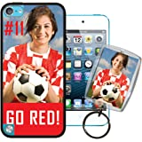 Apple iPod Touch 5 PixCase - Picture Frame Case – DIY personalized - Insert photos, change anytime or create custom inserts at PersonalizeItYourself