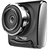 "PAPAGO GS200-US GoSafe 200 Full HD Dash Cam - Car DVR Dashboard Camera Video Recorder with Superior Night Vision, Parking Monitor, G-Sensor,2.4"" Screen"
