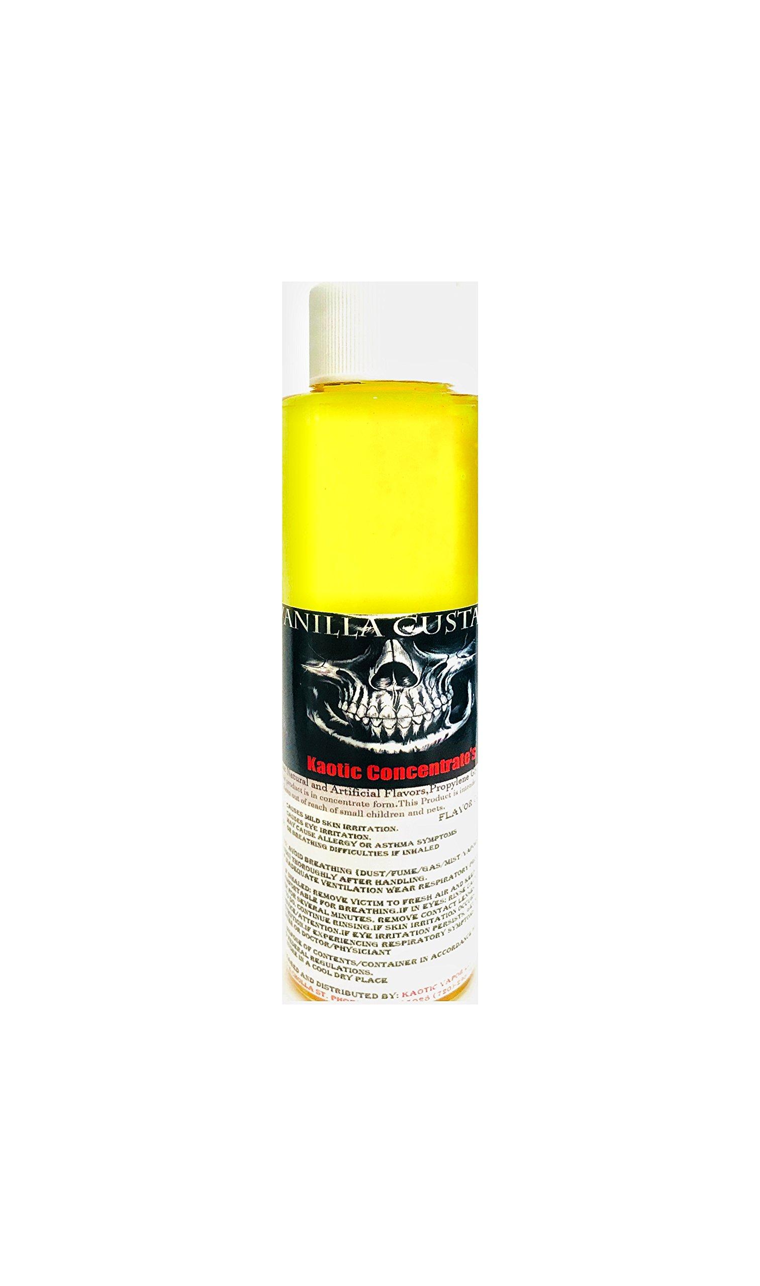 Kaotic Flavor Concentrate's, Food Grade, USA 4 oz Bottle (Butterscotch)