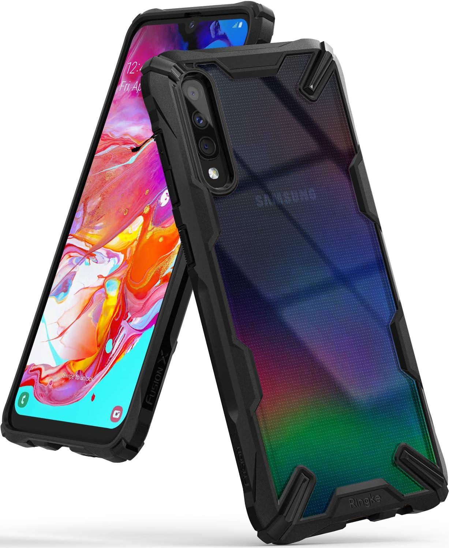 Ringke Fusion-X Diseñado para Funda Samsung Galaxy A70 ...
