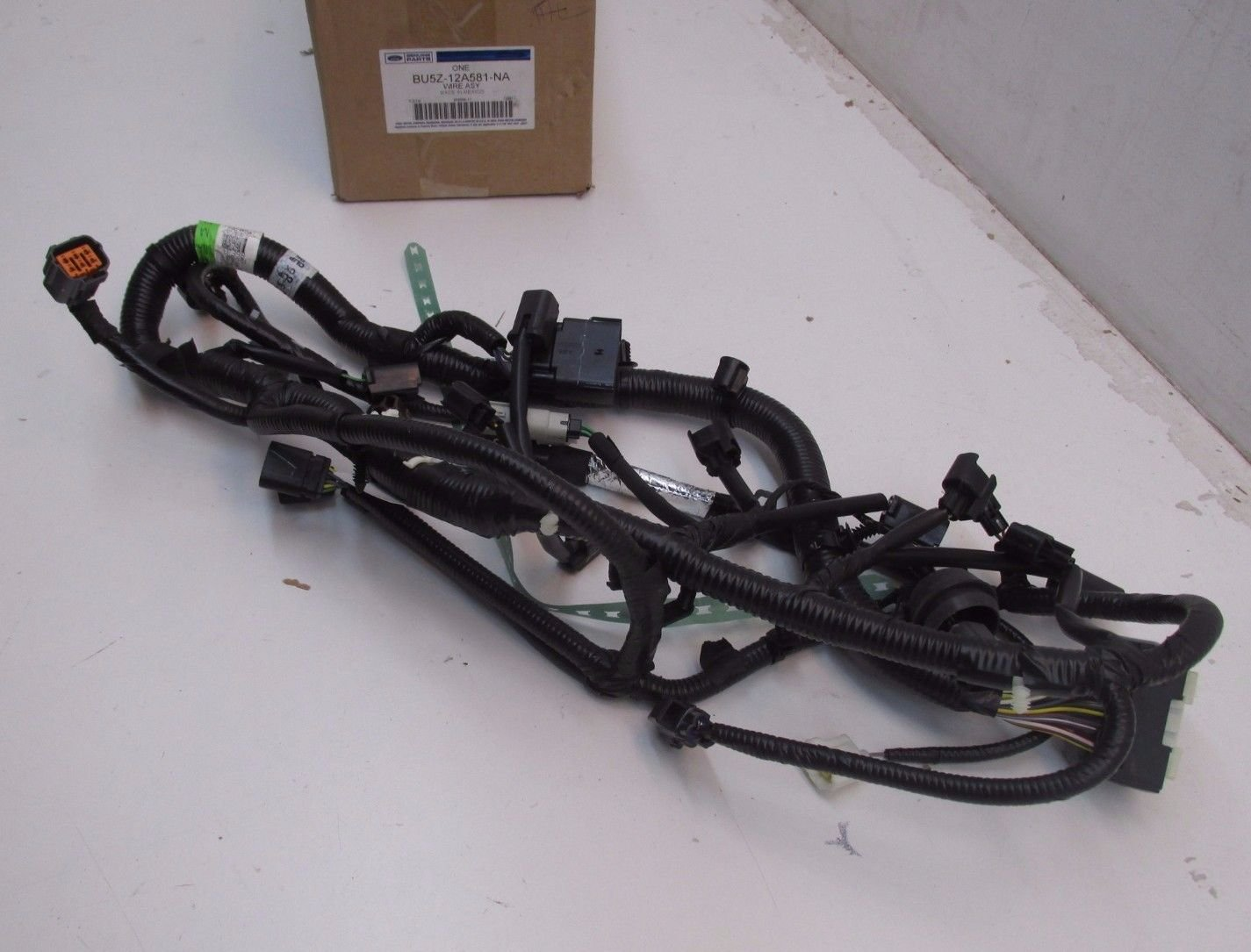 Ford BU5Z-12A581-NA - Wire Assembly