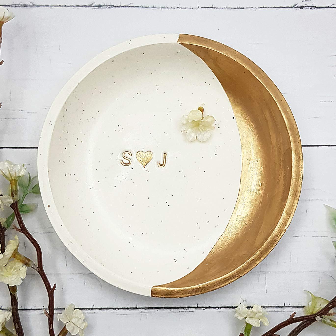 Jewelry dish Ring dish Jewelry dish Ring dish Ceramic