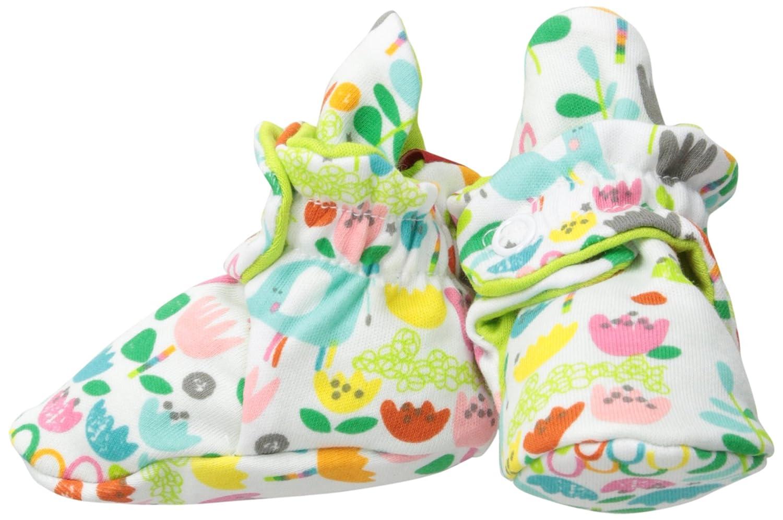 Zutano Baby Girls Ellas Elephants Bootie