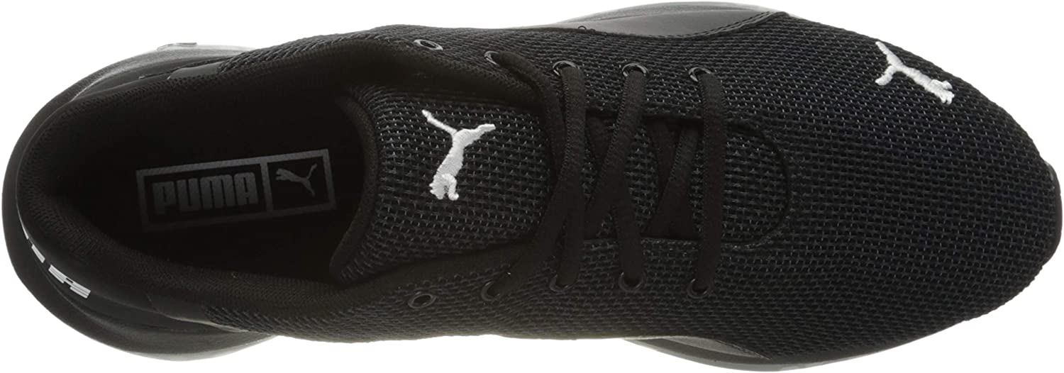 PUMA Men's Cell Ultimate Point Running Shoes Puma Black Puma White