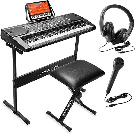 Hamzer 61-Key Electronic Keyboard Piano