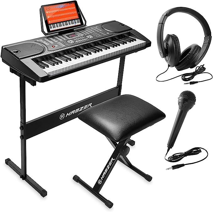 cheap Hamzer Portable Electronic Keyboard