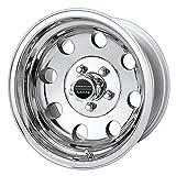 "American Racing Custom Wheels AR172 Baja Polished Wheel (16x8""/8x165.1mm, 0mm offset)"