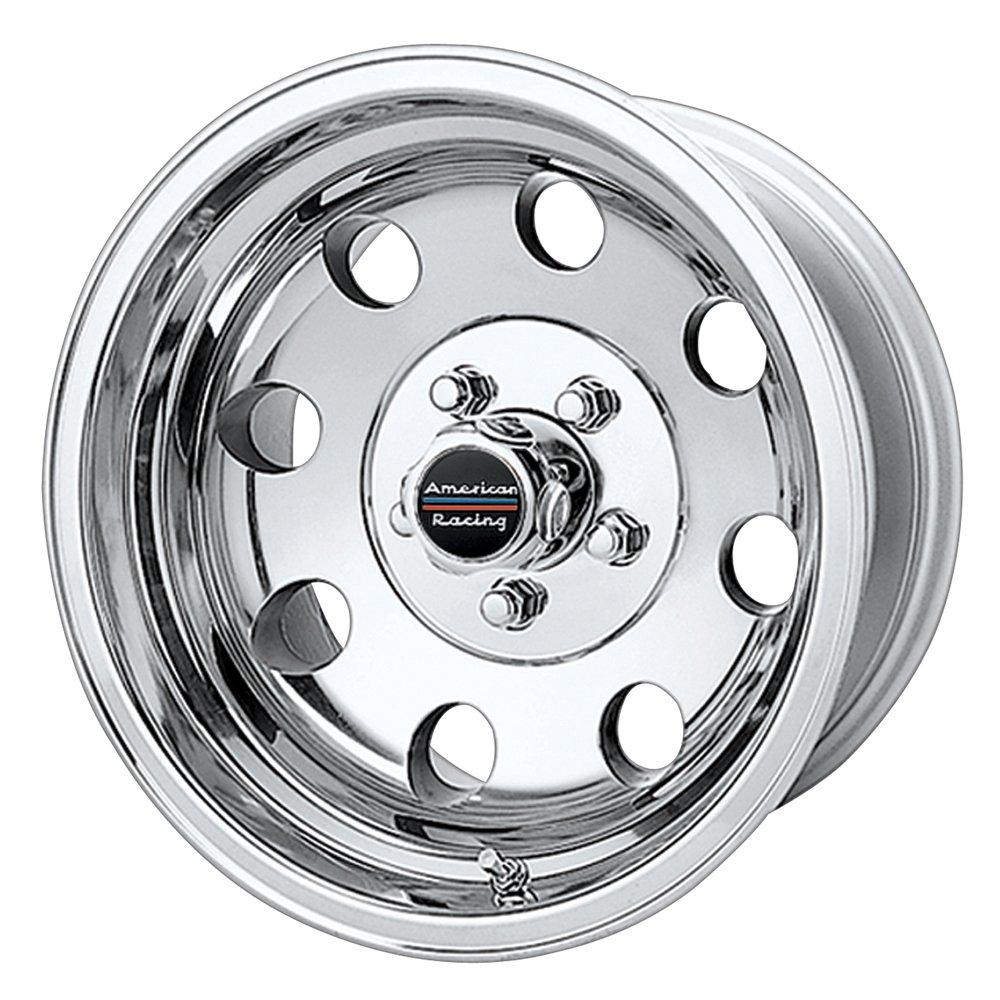 American Racing Custom Wheels AR172 Baja Polished Wheel (16x8''/6x139.7mm, 0mm offset)