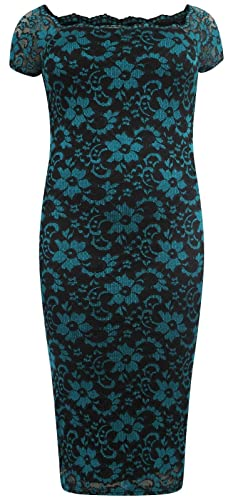 Funky Fashion Shop - Falda - ajustado - para mujer