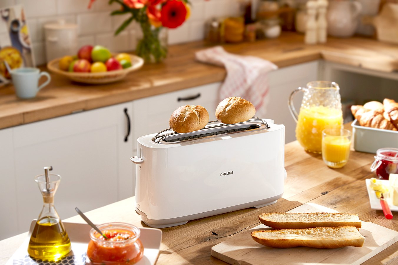 Philips Daily HD2590/00 Tostador